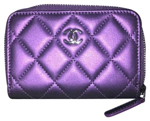 Chanel Chanel o-coin purse