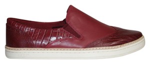 UGG Australia Upper Leather Rubber Sole Uggpure Wool Lining Croco Detail Elastic Goring Lonely Hearths (LHTS) Flats