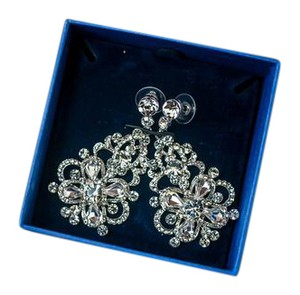 Gorgeous Chandelier Wedding Earrings