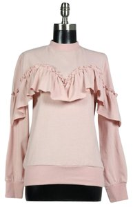 Other Spring Ruffles Coachella Boutique Sweater