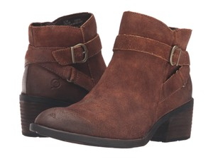 Børn brown tobacco distressed Boots