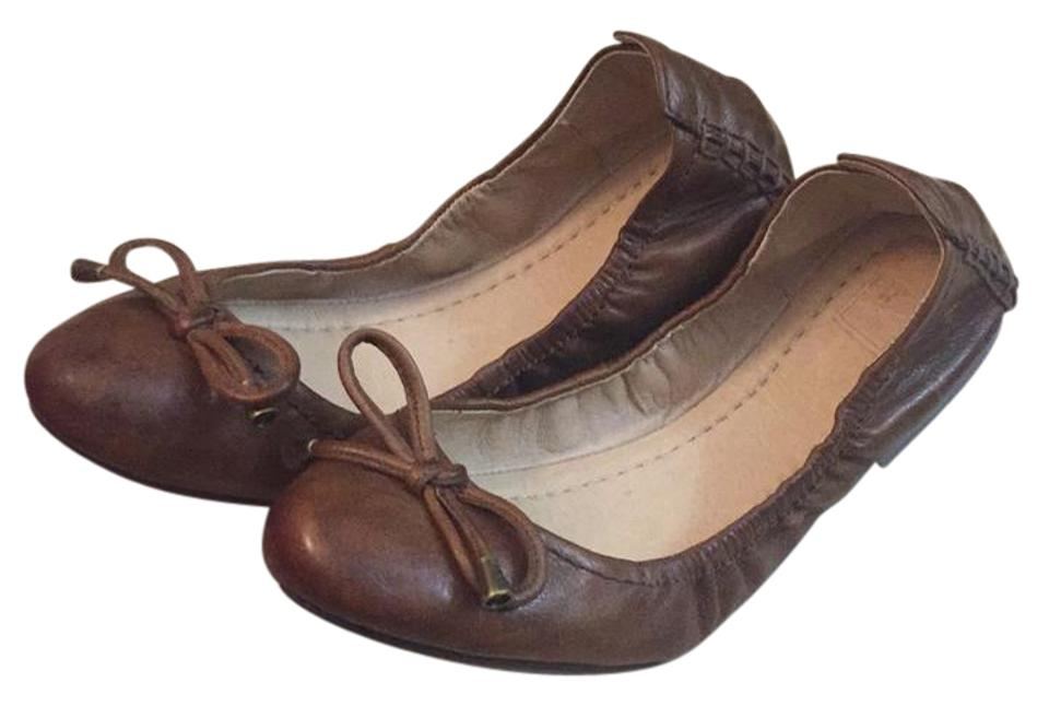4dcbd5bcb18 Frye Carson Collapsible Ballet Flats. Size  US 6.5 Regular (M ...