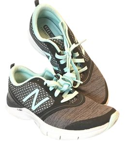 New Balance teal green and gray Athletic