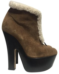 Dsquared2 brown Mules