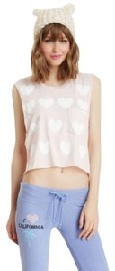 Wildfox Top girly Pink
