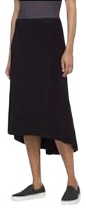 James Perse New With Tags Skirt Black