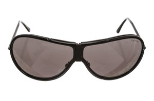 Tom Ford Tom Ford Black Falconer TF2 Folding Sunglasses