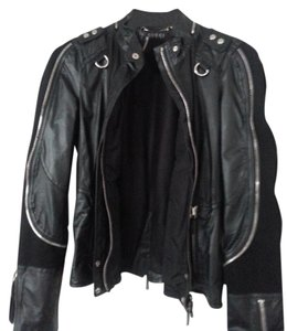 Gucci Leather Leather Jacket