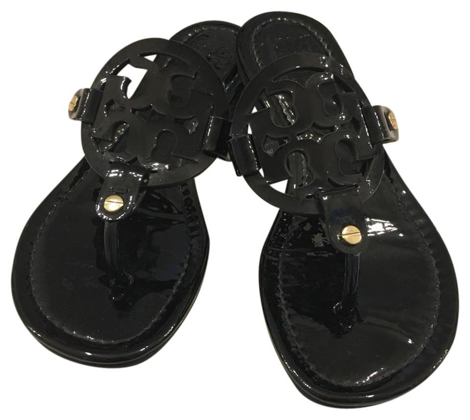 237d0978cae Tory Burch Black Miller Sandals. Size  US 5 Regular ...
