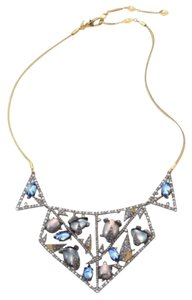 Alexis Bittar Crystal Encrusted Mosaic Lace