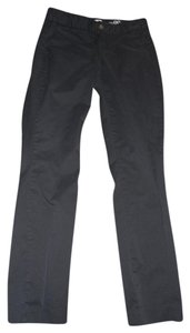 J.Crew Casual Petite Straight Pants Black
