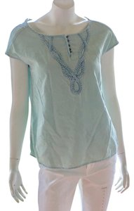 American Vintage Top dusty blue