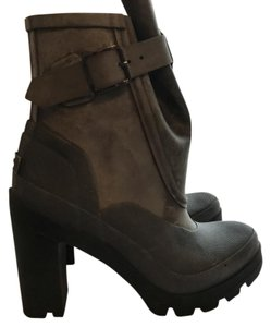Hunter Weather Grey Boots