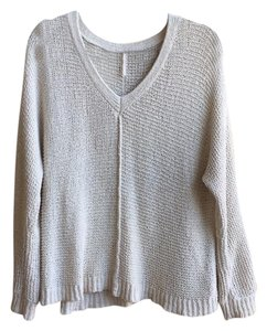 Free People Knit Loose Sweater