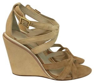 See by Chloé Nude Wedges