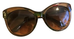 Gucci Gucci Flora cat eye sunglasses