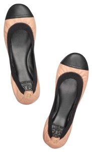 Tory Burch Black and nude. Flats