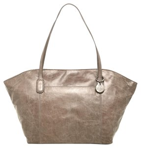 Hobo International Hobo Patti Leather Stone Tote in STONE (taupe)