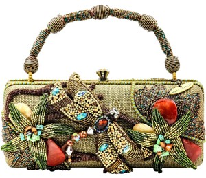 Mary Frances Colorful Clutch