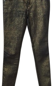 Free People Skinny Jeans-Coated
