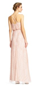 Adrianna Papell Beaded Prom Bridesmaid Dress