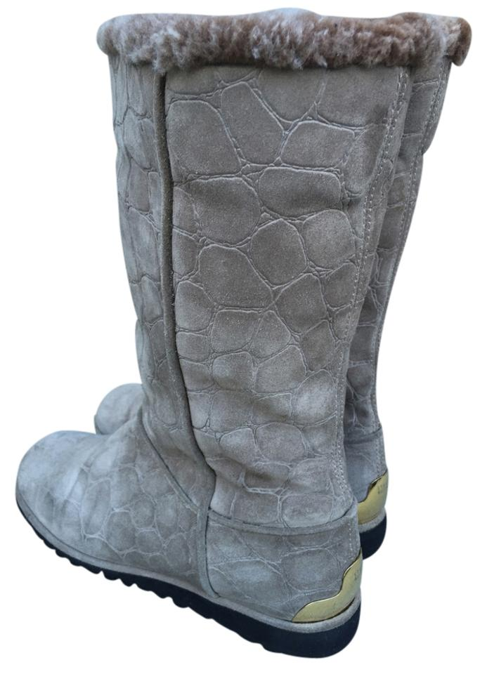 8a9db9d2a29 Stuart Weitzman Grey Sport In The Style Of