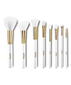 Terre Mere Terre Mere White Eight-Piece Brush Set $212