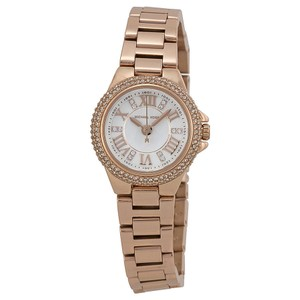 Michael Kors Michael Kors Women's Rose Gold-Tone Bracelet Watch MK3253