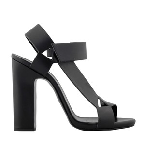 Pierre Hardy Black Sandals