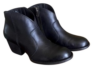 Børn Born Ankle Chelsea Leather black Boots