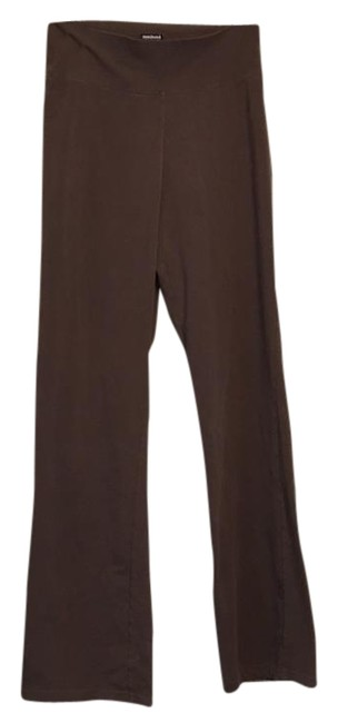 Item - Brown Organic Cotton Activewear Bottoms Size 4 (S)