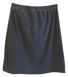 Patagonia Organic Pull On Skirt black