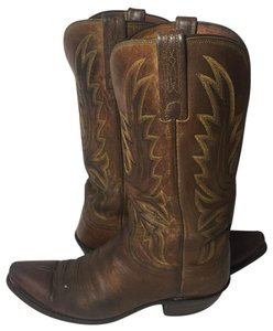 Lucchese 8 8 Cowgirl 8 Women Size 8 Brown Boots