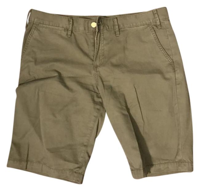 Item - Olive Green Bermuda Chino Shorts Size 10 (M, 31)