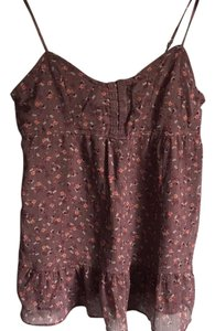 American Eagle Outfitters Top Dusty Purple