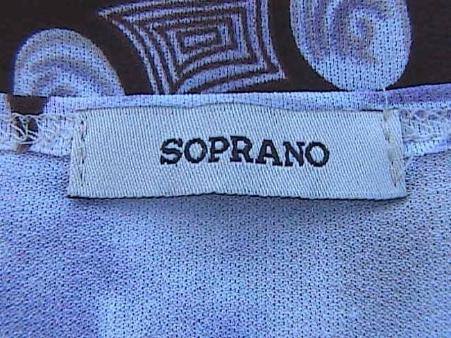 Soprano Top Printed