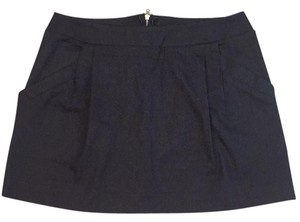 Eight Sixty Mini Skirt Black