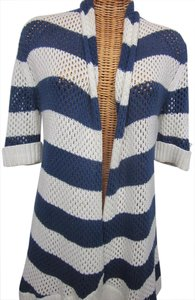 Xhilaration Cardigan Striped Bold Stripe Sweater