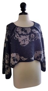 Free People Machine Washable Spring Crop Sweater