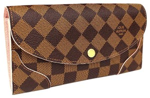 Louis Vuitton Auth LV Caissa Damier Ebene with LV Box and Dustbag