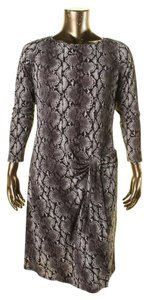 Michael Kors Snakeprint Dress