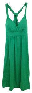 Maurices short dress Green Summer on Tradesy