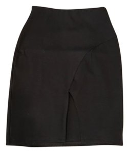 Urban Outfitters Urban Mini Skirt Black