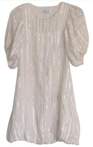 creamy white Maxi Dress by Christopher Deane