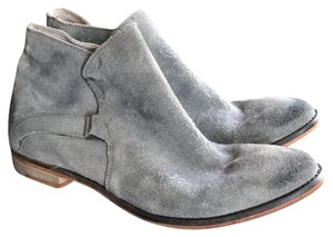 Free People Grey Boots
