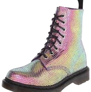 Dr. Martens multicolored Boots
