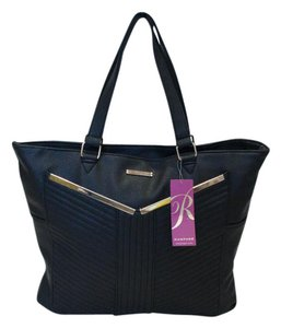 Rampage Tote in Black