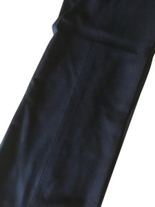Oscar de la Renta Straight Pants Dark grey