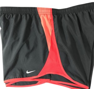 Nike Nike Dri-FIT Women's Stay Cool Built In Brief Running Shorts Gray Size L