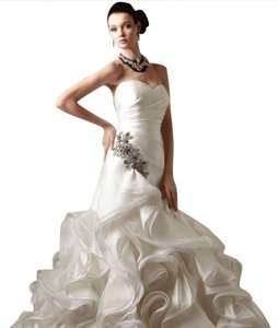 Jasmine Couture Bridal Jasmine Couture Wedding Dresses - Style T142002r Wedding Dress